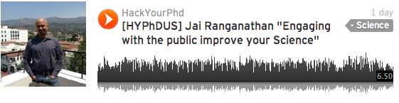 Jai Ranganatahan SciFundChallenge