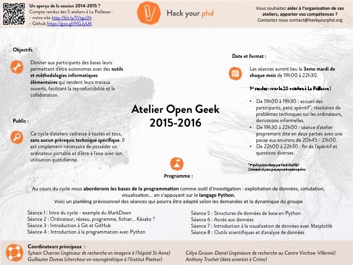 OpenGeek-HYPhD