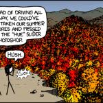 Fall Foliage by xkcd (CC-BY-NC) https://xkcd.com/648/